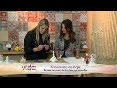 video tutorial bride figurine