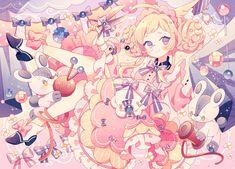 Japanese Illustration, Kawaii, Html, Tumblr, Manga, Modern, Anime, Japan Illustration, Trendy Tree