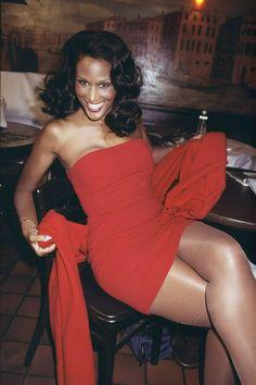 Beverly Johnson: the ageless style of a modeling trailblazer.