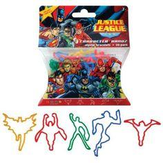 Justice League birthday ideas bandz
