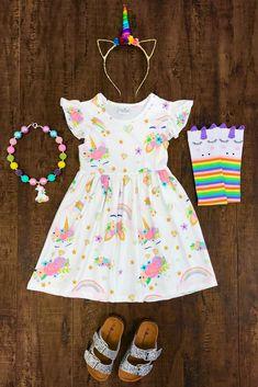 Magical Unicorn Dress