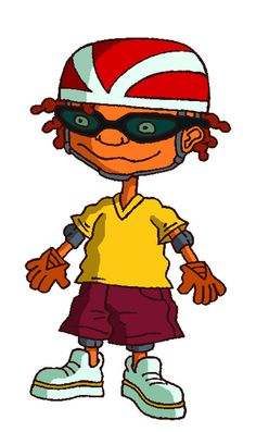 Otto from Rocket Power #cartoons