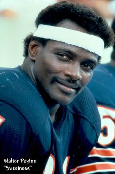 Walter Payton - Sweetness 7-25-1954 / 11-01-1999 AFL football hall of famer - I'll give you 2 for 1 up to $150.00