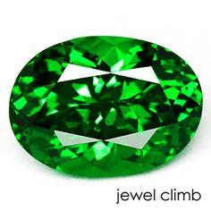 グリーンガーネット(Green Garnet)0.85CT