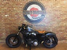 Harley-Davidson Sportster 48 forty eight Motos Bouches-du-Rhône - leboncoin.fr #harleydavidsonsportsterfortyeight