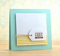 Thank You Very Very Much by Amy Wanford, via Flickr