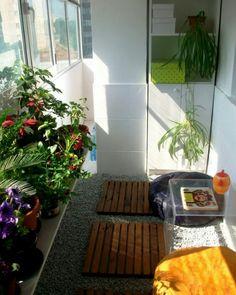 Light balcony