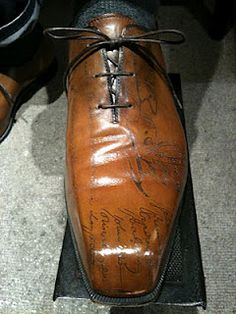 The Shoe AristoCat: Berluti shoe of the day