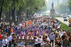"""Convocatoria: Tercer """"Marcha de la Dignidad Nacional: Madres Buscando a sus Hijas, Hijos, Verdad y Justicia"""""""