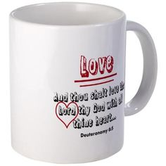 Love-Fruit of the Spirit Series Mugs on CafePress.com