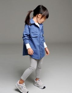 New Balance Retro Sneakers look just as cute on a boy or girl!