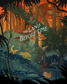 The Land Before Time by Shian Ng