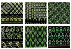 TRADITIONAL LATVIAN PATTERNS8