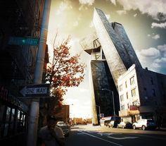 Photoshop tutorial: Composite a 3D building into a photo    Read more: http://digitalartsonline.co.uk/tutorials/photoshop/composite-3d-building-into-photo/#ixzz2CDFHDBaN