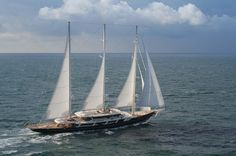 24 Most Expensive Yachts To Sail The Seven Seas Most Expensive Yacht, Ship Paintings, Motor Yacht, The Seven, Eos, Sailing Ships, Nautical, World, Boats