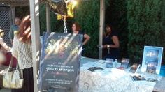 Author D. K. Ogans appearance and book signing  at the Solano County Library Foundation 20th Birthday Celebration,  Wooden Valley Winery & Vineyards in Fairfield CA.  Visit http://www.amazon.com/DeBorrah-K.-Ogans/e/B002NWLJ1M for more information about The Enchanting Legends Of Shiloh Mansion.