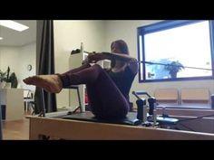 Pilates Power Move: Twisting Balance Point