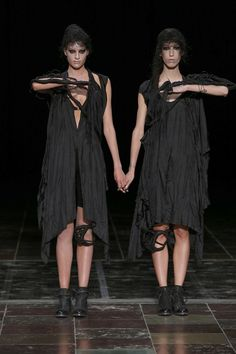 Barbara I Gongini fashion show spring-summer 2015   A preview of the garments of this upcoming collection