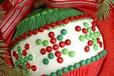 Ornament cake