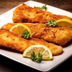 Rava Fried Fish Recipe - रवा फ्राइड फिश रेसिपी - Dinner Recipes in Hindi Fischrezepte braten Fischrezepte frittieren Fisch braten Rezepte Pfanne