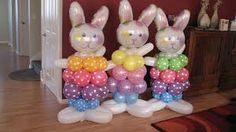 easter balloons - Google Search