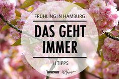 Frühling in Hamburg – 11 Vergnügen, die immer gehen by Mit Vergnügen Hamburg