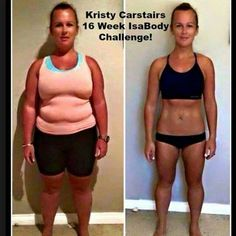Amazing results with nutritional cleansing!
