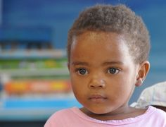 The human face of HIV (Kutlwanong Childrens Centre) by Ann McLeod Images, via Flickr