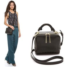 3.1 Phillip Lim Ryder - petite & compact with minimalist detailing