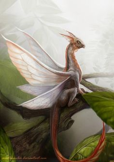 Little Dragon by MartaEmilia on deviantART