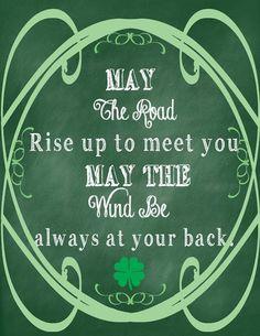 St. Patricks' Day Blessing