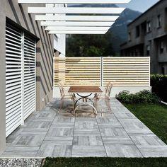 Casa dolce casa Outdoor Icon Fliesen Feinsteinzeug 60x60x2cm. #Fliesen