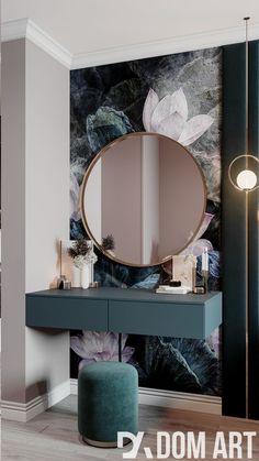 Home Interior Design .Home Interior Design Home Room Design, Bathroom Interior Design, House Design, Ikea Interior, Salon Interior Design, Foyer Design, Beauty Salon Interior, Apartment Interior, Luxury Interior