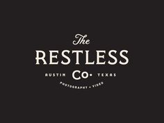 The Restless Co. by Steve Wolf