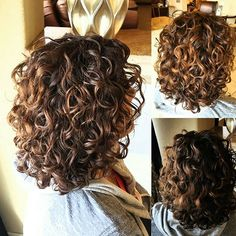 Another gorgeous Ouidad cut and color by Jewels at Rucci Salon #jewelsatruccisalon #ruccisalonspa #ouidad #naturalcurls #davines #davinesmask #davinescolor #curlyhair #curls #lovemycraft