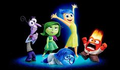Newly Released 'Inside Out' International Promotional Posters http://www.pixarpost.com/2014/11/inside-out-international-promotional.html