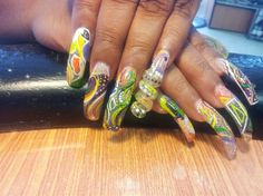 TWISTED! by phathipz - Nail Art Gallery nailartgallery.nailsmag.com by Nails Magazine www.nailsmag.com #nailart