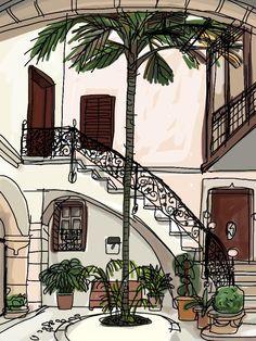 Estudio Mariscal: sketches Mallorca