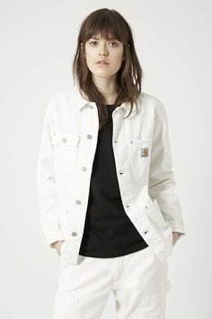Michigan Jacket By Carhartt - Jackets & Coats - Clothing - Topshop Europe