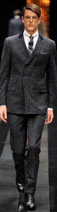 Canali Menswear Fall