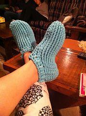 Ravelry: Adult Chunky Slippers pattern by Crochet by Jennifer