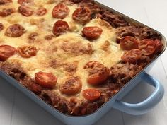 Lasagne zonder pakjes en zakjes! smakelijck.nl Deze lasagne is E-vrij, suikervrij én glutenvrij.