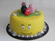 Cake barbapapa 2