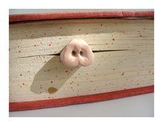 Varken Snout BookMark humoristische cadeau door CatrinasToybox