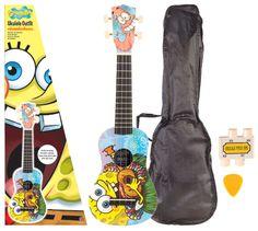 SpongeBob SquarePants: Ukulele Outfit. £32.99