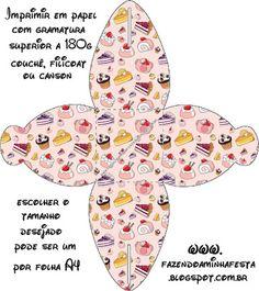 World of Sweets - Kit completo con los marcos para las invitaciones, etiquetas para snacks, souvenirs y fotos! | Hacer Nuestro partido