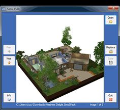 Not a mod, but makes uploads so much better!  The updated Sims 3 UIC By Zinda's Golden Sims!  Now works with Macs!