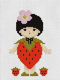 little girl (fruit)5