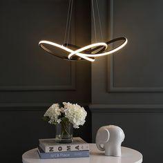 Pendant Chandelier, Pendant Lighting, Led Pendant Lights, Ceiling Light Fixtures, Ceiling Lights, Led Light Fixtures, Black Pendant Light, Home Lighting, Sweet Home