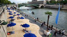 Paris, a pioneira